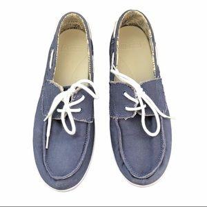 Sanuk O Sail Away Boat Shoes